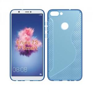 Pouzdro S-Line Huawei P Smart - modré