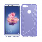Pouzdro S-Line Huawei P Smart - fialové