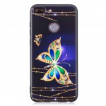 Pouzdro Honor 9 Lite - Motýl