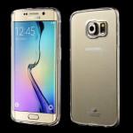 Pouzdro Jelly Case Galaxy S6 Edge - Průhledné