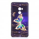 Pouzdro Xiaomi Mi Mix 2 - Motýl 01