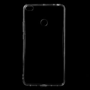 Pouzdro Xiaomi Mi Max 2 - Průhledné