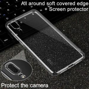 Pouzdro Huawei P20 - průhledné 02