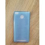 Pouzdro / Obal Xiaomi Redmi 3s - Tenké průhledné modré