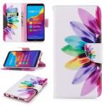 Pouzdro Huawei Y7 Prime 2018 - Květ