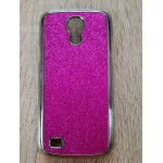 Kryt/Obal Galaxy S4 Mini - Růžový třpytivý 02