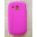 Pouzdro/Obal  -  Galaxy S3 Mini i8190 - růžové