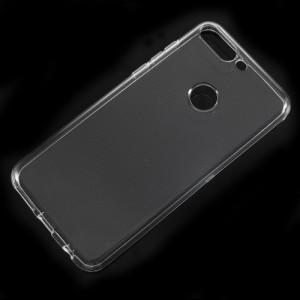 Pouzdro Huawei Y7 Prime 2018 - průhledné