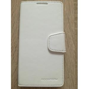 Sleva - pouzdro Sonata Diary - bílé - Xperia Z2