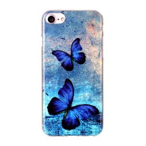 Pouzdro iPhone SE (2020), iPhone 7, iPhone 8 - Motýli 02