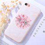 Pouzdro iPhone SE (2020), iPhone 7, iPhone 8 - Květy 01
