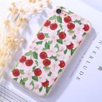 Pouzdro / Obal iPhone 7, iPhone 8 - Květy 06