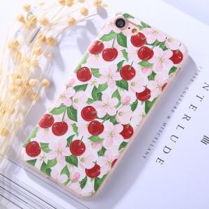 Pouzdro iPhone SE (2020), iPhone 7, iPhone 8 - Květy 06