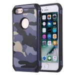 Pouzdro / Obal iPhone 7, iPhone 8 - Kamufláž 01