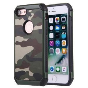 Pouzdro iPhone SE (2020), iPhone 7, iPhone 8 - Kamufláž 02