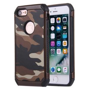 Pouzdro iPhone SE (2020), iPhone 7, iPhone 8 - Kamufláž 03