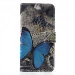 Knížkové pouzdro Honor 10 - Motýli 02