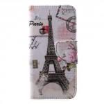 Knížkové pouzdro Honor 10 - Eiffelovka