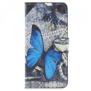 Pouzdro Huawei P20 - Motýl 04
