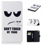 Pouzdro Xiaomi Redmi Note 5A - Don't touch my phone