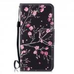 Pouzdro Huawei P20 Lite - Květy 03