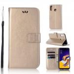 Pouzdro Zenfone 5 ZE620KL - lapač snů - zlaté