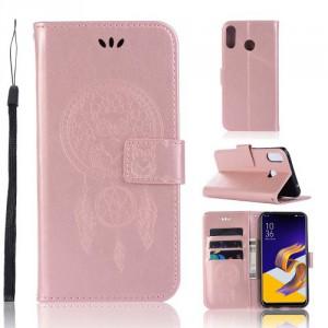 Pouzdro Zenfone 5 ZE620KL - lapač snů - růžové