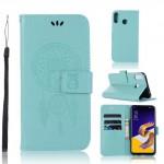 Pouzdro Zenfone 5 ZE620KL - lapač snů - tyrkysové