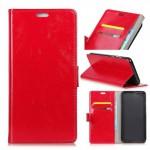 Pouzdro Zenfone 5 Lite ZC600KL - červené