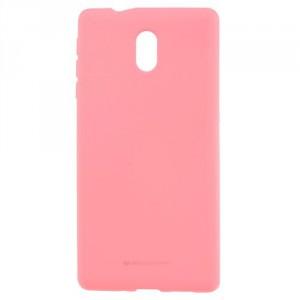 Obal Mercury Nokia 3 - růžový