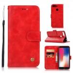 Pouzdro Huawei Y6 2018, Y6 Prime 2018, Honor 7A - červené