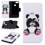 Pouzdro Huawei P Smart - Panda