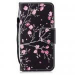 Pouzdro Huawei P Smart - Květy 07