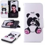 Knížkové pouzdro Honor 10 - Panda
